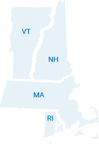 Headquartered in Littleton, NH with offices in Burlington, VT, Boston, MA and Cranston, RI, our SNS team works with clients throughout the Northeast.